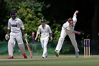 A Marchant of Billericay during Ilford CC vs Billericay CC, Shepherd Neame Essex League Cricket at Valentines Park on 25th May 2019