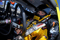 Apr 20, 2006; Phoenix, AZ, USA; Nascar Busch Grand National racer Burney Lamar driver of the (77) Dollar General Chevrolet Monte Carlo during practice for the Bashas' Supermarkets 200 at Phoenix International Raceway. Mandatory Credit: Mark J. Rebilas-US PRESSWIRE Copyright © 2006 Mark J. Rebilas..