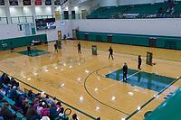 Shippensburg University Majorettes at CD 3-3-18