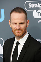 Joachim Trier attends the 23rd Annual Critics' Choice Awards at Barker Hangar in Santa Monica, Los Angeles, USA, on 11 January 2018. Photo: Hubert Boesl - NO WIRE SERVICE - Photo: Hubert Boesl/dpa /MediaPunch ***FOR USA ONLY***