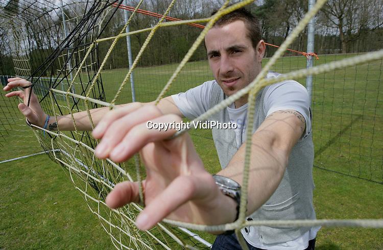 Foto: VidiPhoto..ARNHEM - Portret Vitessespeler en speler van het Franse nationale elftal Sebastian Sansoni