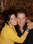 09-15-11 Sean Kanan - The Modern Gentleman booksigning - Michele Vega in NYC - Thomas Scott II