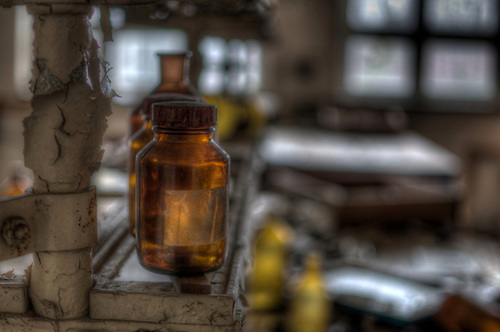 Old chemical works