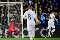 Mauro Icardi forward of PSG scores the opening goal  <br /> Bruges 22-10-2019 <br /> Club Brugge - Paris Saint Germain PSG <br /> Champions League 2019/2020<br /> Foto Panoramic / Insidefoto <br /> Italy Only