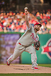 22 May 2015: Philadelphia Phillies starting pitcher Sean O'Sullivan on the mound against the Washington Nationals at Nationals Park in Washington, DC. The Nationals defeated the Phillies 2-1 in the first game of their 3-game weekend series. Mandatory Credit: Ed Wolfstein Photo *** RAW (NEF) Image File Available ***