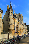 Balliol College, University of Oxford, England, UK