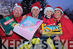 Pictured at the launch of the annual toy run by the Killarney Bikers to be held on Sunday next were Pat Moynihan, Paudie, Mark and Eileen Fitzgerald.