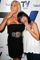 Mary Carey, Amaya Brecher<br />