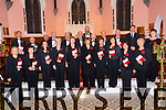 Opus'96 Chamber Choir at the 'In Remembrance' Faure Requiem at St. John's Ashe Street on Sunday