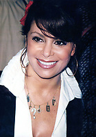Paula Abdul 2003<br /> Photo By John Barrett/PHOTOlink