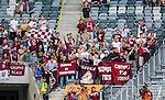 Stockholm 2014-07-31 Fotboll Europa League IF Brommapojkarna - Torino FC :  <br /> Torinos supportrar <br /> (Foto: Kenta J&ouml;nsson) Nyckelord:  BP Brommapojkarna IFB Tele2 Arena Europa League Torino FC TFC Italien Itay supporter fans publik supporters