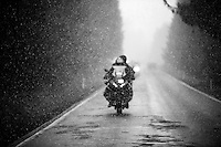 'photo moto in the snowo...'<br /> working conditions for race photographers<br /> <br /> 102nd Li&egrave;ge-Bastogne-Li&egrave;ge 2016