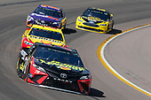 Monster Energy NASCAR Cup Series<br /> TicketGuardian 500<br /> ISM Raceway, Phoenix, AZ USA<br /> Sunday 11 March 2018<br /> Martin Truex Jr., Furniture Row Racing, Toyota Camry 5-hour ENERGY/Bass Pro Shops<br /> World Copyright: Matthew T. Thacker<br /> NKP / LAT Images