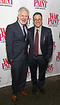 Gerald McCullouch and Michael Greif attends the Broadway Opening Night Performance of 'War Paint' at the Nederlander Theatre on April 6, 2017 in New York City