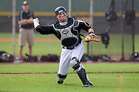 Purdue Boilermakers catcher Kevin Plawecki #26 during a game against the Connecticut Huskies at the Big Ten/Big East Challenge at Walter Fuller Complex on February 18, 2012 in St. Petersburg, Florida.  (Mike Janes/Four Seam Images)