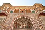 Ganesh Pol - Amber Fort, Jaipur, Rajasthan