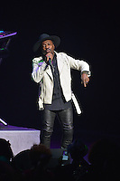 FORT LAUDERDALE, FL - OCTOBER 27: Anthony Hamilton performs onstage at Broward Center for the Performing Arts With Special Guests Eric Benet And Lalah Hathaway on October 27, 2016 in Fort Lauderdale, Florida. Credit: MPI10 / MediaPunch