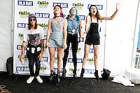 PHILADELPHIA, PA - JULY 10 :  Bleached pictured backstage at Radio 104.5 Summer Block Party at Festival Peir in Philadelphia, Pa on July 10, 2016  photo credit Star Shooter/MediaPunch