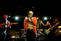 Cody Chesnutt performing live at Moby Dick Club, Madrid 2013