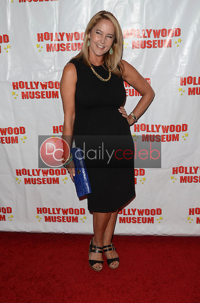"Erin Murphy at ""Child Stars - Then and Now"" Exhibit Opening at the Hollywood Museum in Hollywood, CA on August 19, 2016. (Photo by David Edwards)"