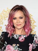 PASADENA, CA - FEBRUARY 9: Emilie Ullerup, at the Hallmark Channel and Hallmark Movies &amp; Mysteries Winter 2019 TCA at Tournament House in Pasadena, California on February 9, 2019. <br /> CAP/MPI/FS<br /> &copy;FS/MPI/Capital Pictures