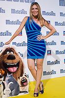 Roser during the premiere of  Mascotas at Kinepolis cinema in Madrid. July 21, 2016. (ALTERPHOTOS/Rodrigo Jimenez) /NORTEPHOTO.COM