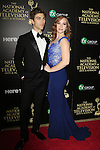 BEVERLY HILLS - JUN 22: Oliver Singer, Camryn Grimes at The 41st Annual Daytime Emmy Awards at The Beverly Hilton Hotel on June 22, 2014 in Beverly Hills, California