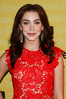 NEW YORK, NY - NOVEMBER 1: Arianna Rosario  at IRC Hosts The 2018 Rescue Dinner at New York Hilton Midtown on November 1, 2018 in New York City.        <br /> CAP/MPI99 <br /> &copy;MPI99/Capital Pictures