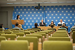 Press Briefing on Annual UN DPI/NGO Conference