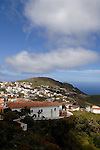 Church of the conception- Inglesia de la concepcion, and Valverde, El Hierro, Canary Islands
