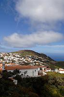 Church of the conception- Inglesia de la concepcion, and Valverde, El Hierro, Canary Islands