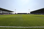 Northampton's Sixfields Stadium during the League One match at the Sixfields Stadium, Northampton. Picture date: April 8th, 2017. Pic David Klein/Sportimage