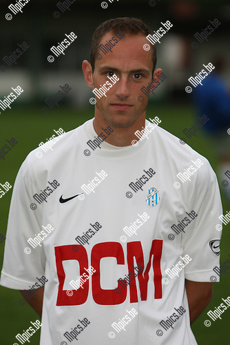 2007-08-11 / Voetbal / KFC Katelijne / Tom Van Dessel