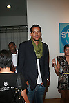 NBA Basketball Player Matt Barnes - Arrivals: STYLE360 New York Fashion Week Presented by Stoli - SACHIKA SPRING 2012: MERMAID PARADISE - Metropolitan Pavilion New York City, USA - 9/13/11