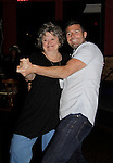 Pat Berry and Craig dance at 15th Southwest Florida Soapfest 2014 Charity Weekend with a Bartending/Karaoke get together on May 26, 2104 at Porky's, Marco Island, Florida. (Photo by Sue Coflin/Max Photos)
