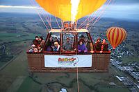 20120609 June 09 Hot Air Balloon Gold Coast
