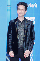 BILBAO, SPAIN-November 04: Panic at the disco attend the EMA 2018 at BEC (Bilbao Exhibition Center) in Bilbao, Spain on the 4 of November of 2018. November04, 2018.  ***NO SPAIN*** <br /> CAP/MPI/RJO<br /> &copy;RJO/MPI/Capital Pictures