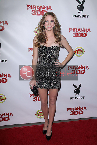 Danielle Panabaker<br /> at the &quot;Piranha 3DD&quot; Los Angeles Premiere, Chinese 6, Hollywood, CA 05-29-12<br /> David Edwards/DailyCeleb.com 818-249-4998