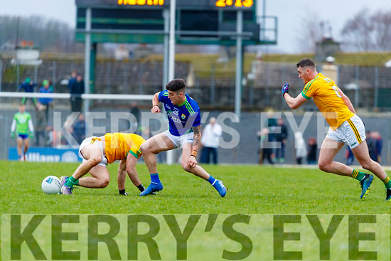 Tony Brosnan. Kerry during the Allianz Football League Division 1 Round 4 match between Kerry and Meath at Fitzgerald Stadium in Killarney, on Sunday.