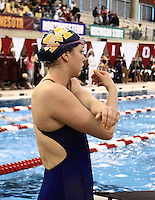 2008 Women's Big Ten Swimming and Diving Championships, held as the Ohio State University's McCorkle Aquatic Center. Feb. 21st-23rd, 2008. ..