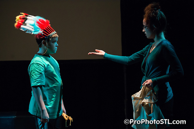 """""""The Sparrow"""" presented by COCA St. Louis on Oct 2, 2013."""