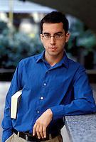 2002: JONATHAN SAFRAN FOER  © Leonardo Cendamo