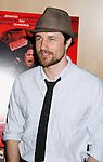 """BEVERLY HILLS, CA. - September 22: Actor Martin Henderson arrives at a special screening of """"Battle in Seattle"""" held at the Clarity Theater on Monday September 22, 2008 in Beverly Hills, California."""