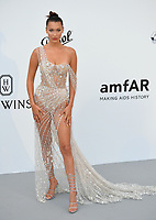 Bella Hagid at the 24th amfAR Gala Cannes at the Hotel du Cap-Eden-Roc, Antibes, France. 25 May 2017<br /> Picture: Paul Smith/Featureflash/SilverHub 0208 004 5359 sales@silverhubmedia.com