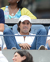 Sep 4 Day 9 of the 2012 U.S. Open_CELEBRIDADES
