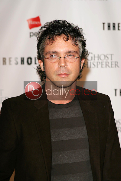 Brannon Braga<br /> At the CBS &quot;Ghost Whisperer&quot; and &quot;Threshold&quot; premiere screening, Hollywood Forever Cemetery, Hollywood, CA 09-09-05<br /> David Edwards/DailyCeleb.Com 818-249-4998