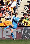14 JUN 2010:  Maarten Stekelenburg (NED)(1).  The Netherlands National Team defeated the Denmark National Team 2-0 at Soccer City Stadium in Johannesburg, South Africa in a 2010 FIFA World Cup Group E match.