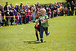 2015-05-03 YMCA Fun Run 27 SB u8 1m Finish