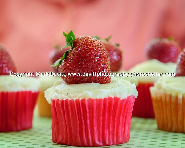 The Polk County Fair featured a King Arthur Flour Cupcake Baking Contest.