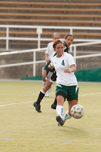 Lincoln Southwest vs. Lincoln Southeast Girls Varsity Soccer, April 24, 2009